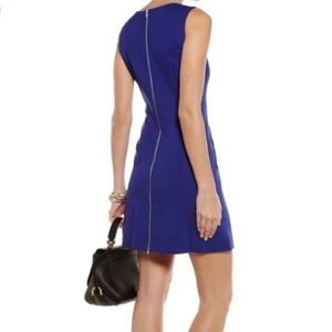 DVF Capreena Mini Dress with Pockets size 4